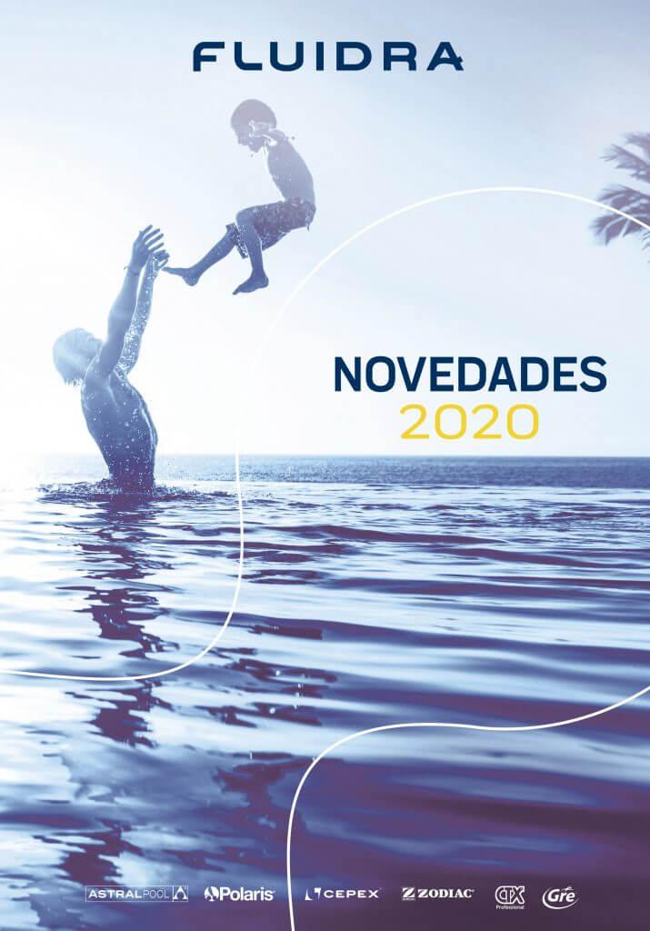 portada novedades fluidra 2020