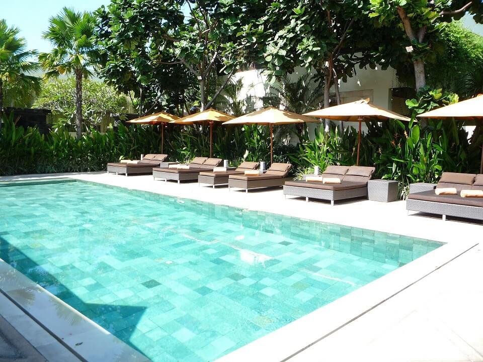 mantenimiento agua piscina privada