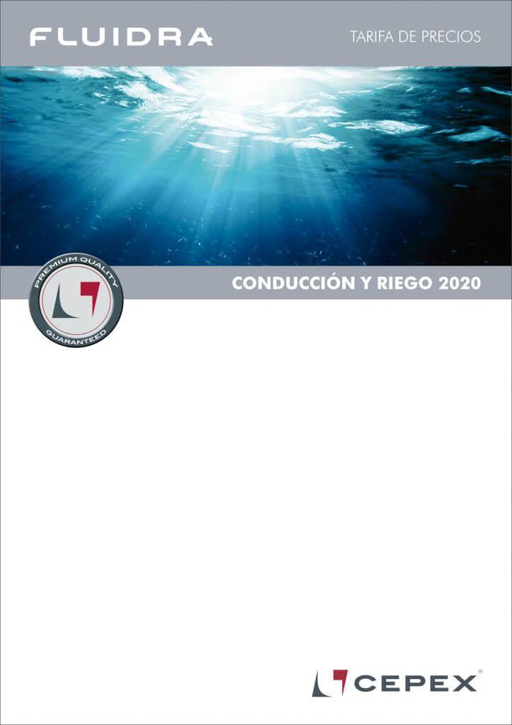 Portada Conduccion Riego fluidra 2020