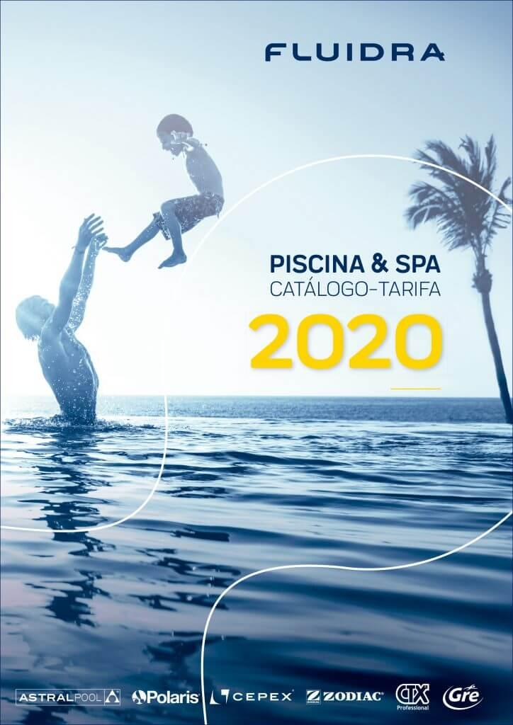 Portada Piscina Spa fluidra 2020
