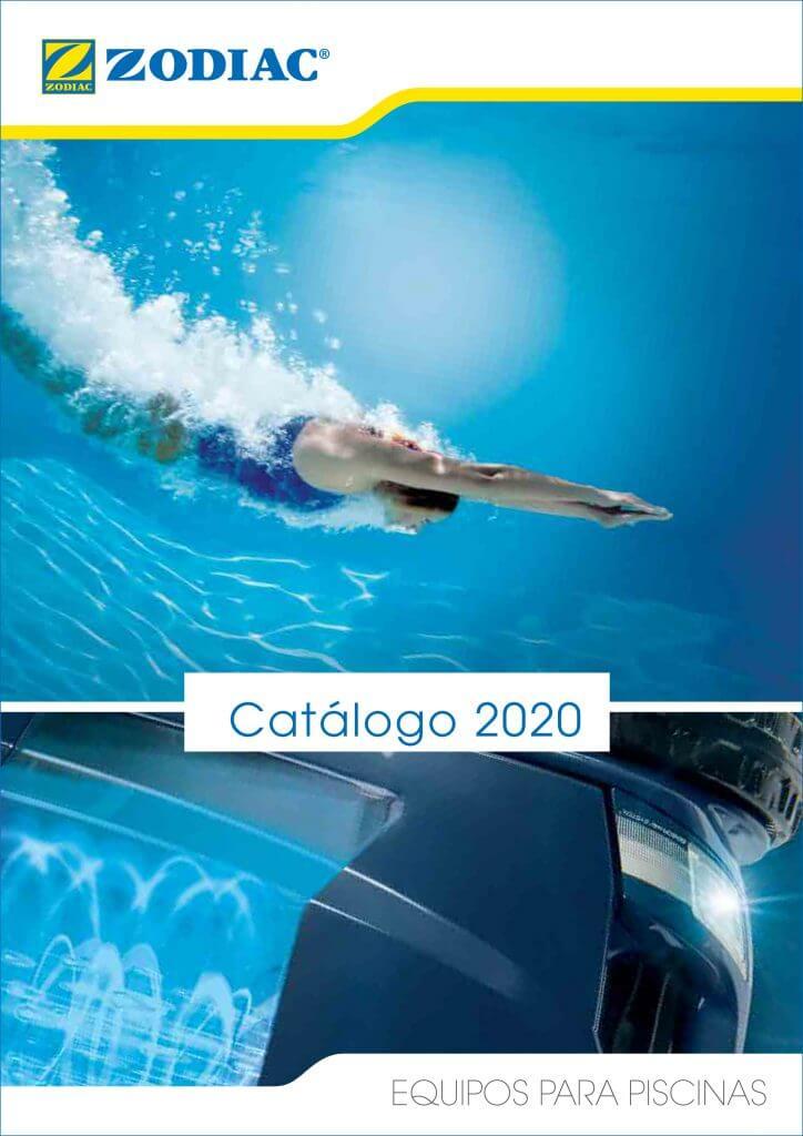 Portada Zodiac 2020 equipos para piscinas