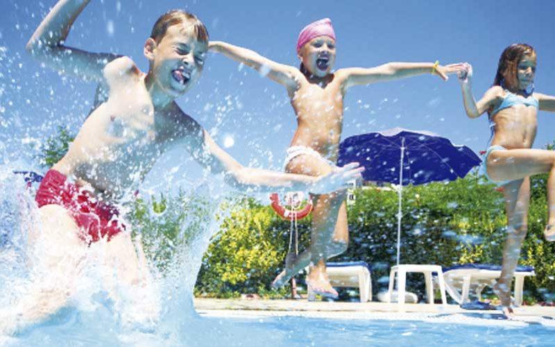 control agua piscina particular